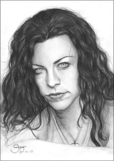 Amy Lee by Fragile